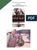 Piloto de Caza de la Fuerza Aérea de los EEUU