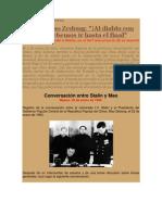 Crítica Marxista Leninista - Mao Tsé Tung