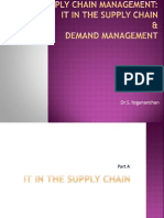 LSCM IT & Demand Management in SCM