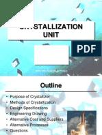 Crystallizer Sc