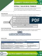 Boletín de Ambiente y Seguridad Industrial Abril 2013