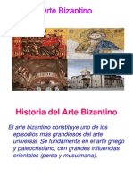 Arte Bizantino Proyecto 1