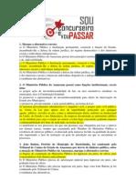 Ultimo Simuladao de Legislacao Do Mpe - PDF