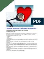 Tratament Recuperator al Afectiunilor Cardiovasculare