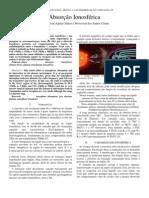 Absorção Ionosférica - José Wilson Aguiar Júnior e Weverson Cirino