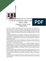 Historia+de+La+Universidad+de+San+Carlos+de+Guatemala