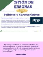 C2 - Políticas de Gestión de Personas