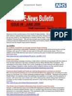 Health e-news June 09 Bulletin