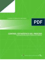 Control Estadisto de Procesos MANUAL PARTICIPANTE