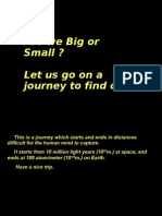 Are You Big or Small