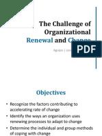 The Challenge of Organizational Development (Intro)