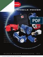 Muncie Power Product Brochure