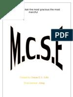 MCSE 2003