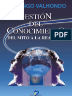Gestion Del Conocimiento - Valhondo Solano, Domingo