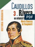 Los Caudillos 02 - Fructuoso Rivera