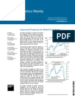GS - Global Economics Weekly - Improving Prospects for Global Investment, May 5 2010
