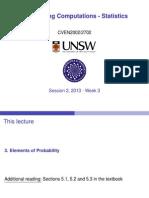 Lecture 3 stats cven2002