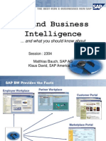 Asug 2001 QM and Business Intelligence