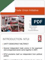 National Trade Union Initiative