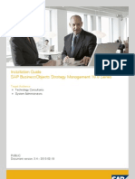 Inst Guide SAP BO Strategy Management 10