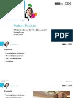 Future Focus Ronan Lyons Dublin 16 June