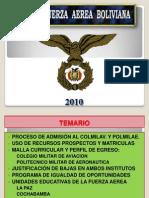06 Fuerza Aerea Boliviana