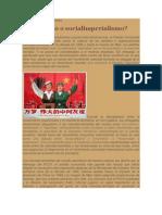 Crítica Marxista Leninista - PCCH