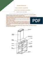 Ficha tecnica - Construcción de parrilla