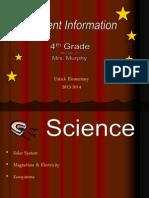 2013 parent information slides