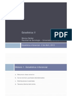 Estadistica II Clase 2