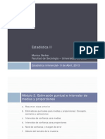 Estadistica II Clase 3