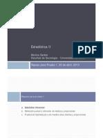 Estadistica II Clase 6