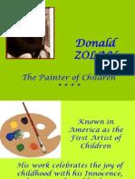 Zolan Painter of Children