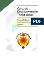 Curso de Desenvolvimento Transpessoal Brasil