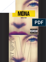 Digital Booklet - MDNA World Tour (L