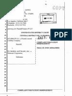 Eclipse IP v. Flywheel Software
