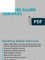 Banking Allied Services