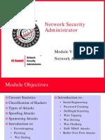 Module 05 -Network Attacks