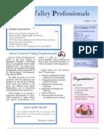 CVP Newsletter August 2013 Copy