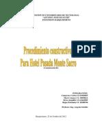 Informe de Construccion 3