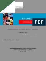 Modelo Proyecto Fondecyt