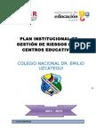 Plan Institucional de Emergencia Emilio_1