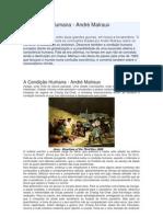 A Condição Humana - Andre Malraux