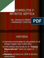 31 - 2R Osteomielitis y Artritis Septica