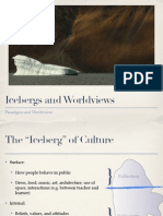 Icebergs and Worldviews