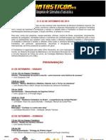 Programa Fantasticon 2013