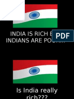 india is rich country
