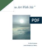 """Thou Art With Me""--FREE--By Mary Kretzmann, Jesus Prayer Meditation, Psalms and more;"
