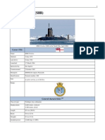 HMS Tireless (S88)