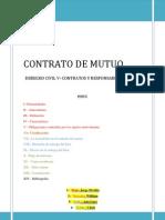 Monografia - El Mutuo